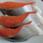 紅鮭が老眼に良い食べ物?こんな私は何を食べればいいですか?